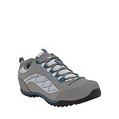 Regatta - Grey eastmoor ladies walking shoe