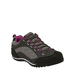 Regatta - Purple Eastmoor ladies walking shoe