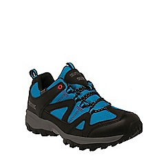 Regatta - Blue Gatlin low walking shoe