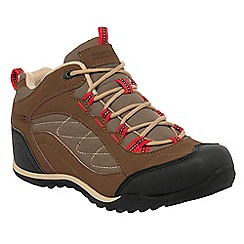 Regatta - Camel eastmoor ladies mid walking boot