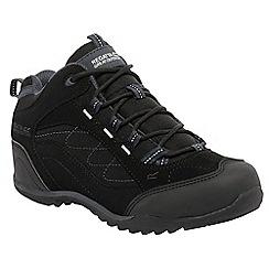 Regatta - Black eastmoor ladies mid walking boot