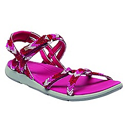 Regatta - Pink lady santa monica sandals