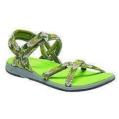 Regatta - Green lady santa monica sandals
