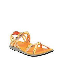 Regatta - Yellow lady santa monica sandal