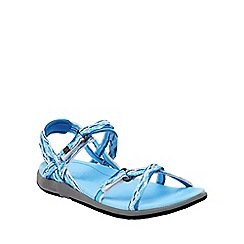 Regatta - Blue lady santa monica sandal