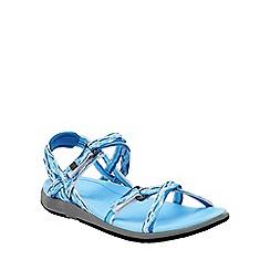Regatta - Blue lady santa monica sandal