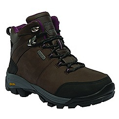 Regatta - Brown Asheland walking boots