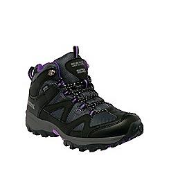 Regatta - Purple Lady gatlin mid walking boot