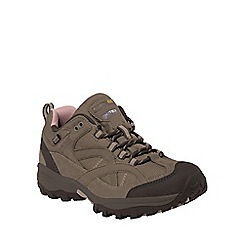 Regatta - Brown Lady alderson walking shoe