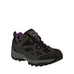 Regatta - Purple Lady alderson walking shoe
