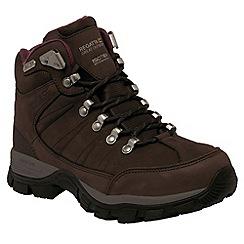 Regatta - Brown Lady borderline mid walking boot