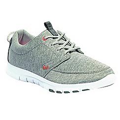 Regatta - Grey lady marine shoes