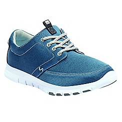 Regatta - Blue lady marine shoes