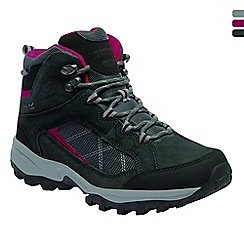 Regatta - Black lady Clydebank walking boots
