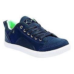 Regatta - Navy lady turnpike shoes