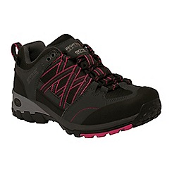 Regatta - Black Lady samaris low hiking shoe