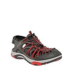 Regatta - Natural/red lady trellis active sandal