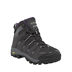Regatta - Grey lady burrell walking boot