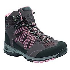 Regatta - Pink lady samaris walking boots