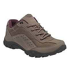 Regatta - Brown lady stonegate walking shoes