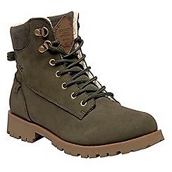 Regatta - Green 'lady Batley' walking boot