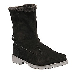 Regatta - Black 'Women Bedford' walking boot