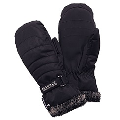 Regatta - Black womens igniter mitt