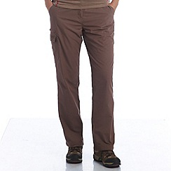 Regatta - Coconut winter lined crossfell trousers - reg leg length