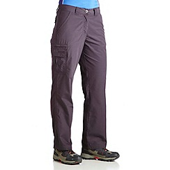 Regatta - Iron crossfell ii trousers - regular leg length