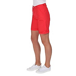 Regatta - Coral blush sail away short