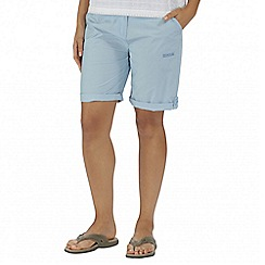Regatta - Blue sail away short