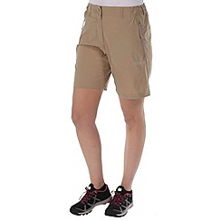 Regatta - Beige fellwalk short