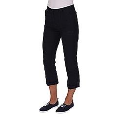 Regatta - Navy quarterdeck trouser