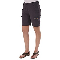 Regatta - Dark grey catla short
