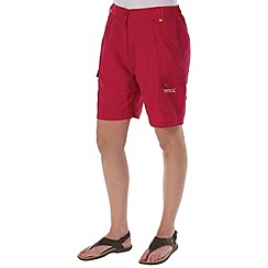 Regatta - Raspberry catla short