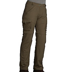 Regatta - Tree top catla zip off trousers ii regular