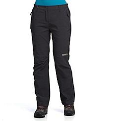Regatta - Ebony geo extol trousers ii long