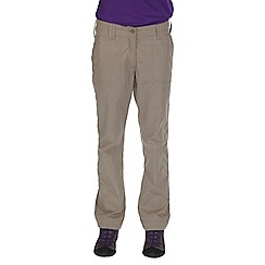 Regatta - Natural delph showerproof trousers