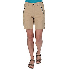 Regatta - Natural chaska lightweight shorts