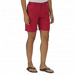 Regatta - Pink chaska short