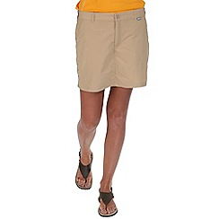 Regatta - Natural chaska lightweight skort