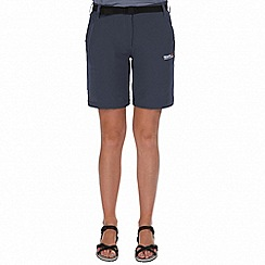 Regatta - Grey xert stretch shorts