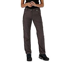 Regatta - Grey Chaska trousers longer length