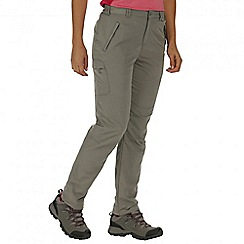 Regatta - Green Chaska trousers regular length