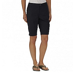 Regatta - Navy sophillia short