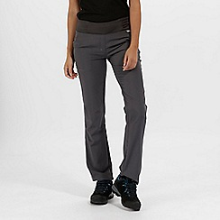 Regatta - Grey Zarine stretch trousers