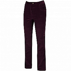Regatta - Purple 'Dariela' trouser