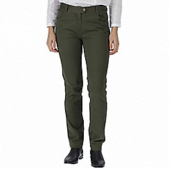 Regatta - Green 'Damira' trouser
