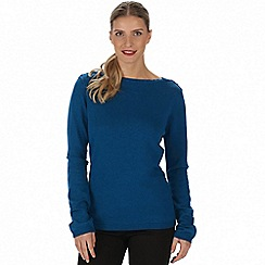 Regatta - Blue 'Kalindi' sweater
