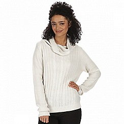Regatta - White 'Karalee' sweater